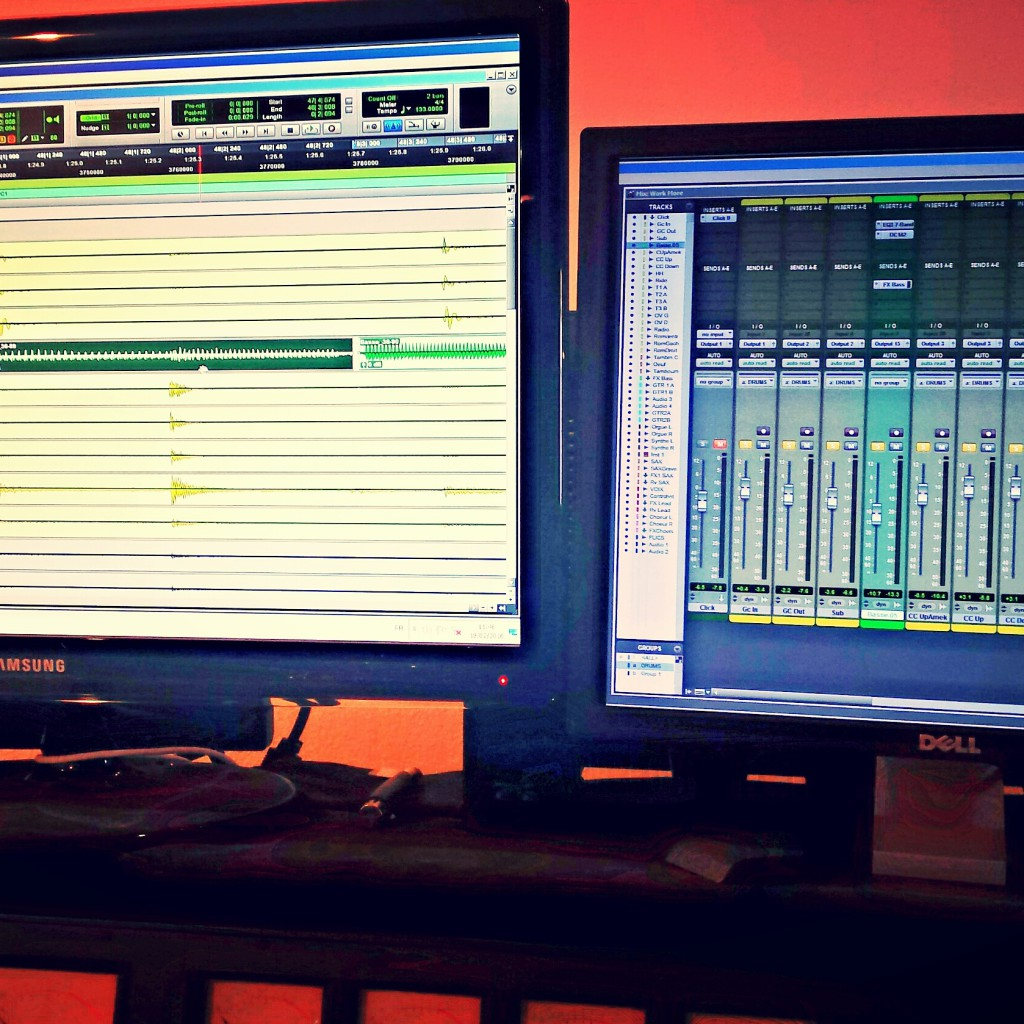 Protools last version...