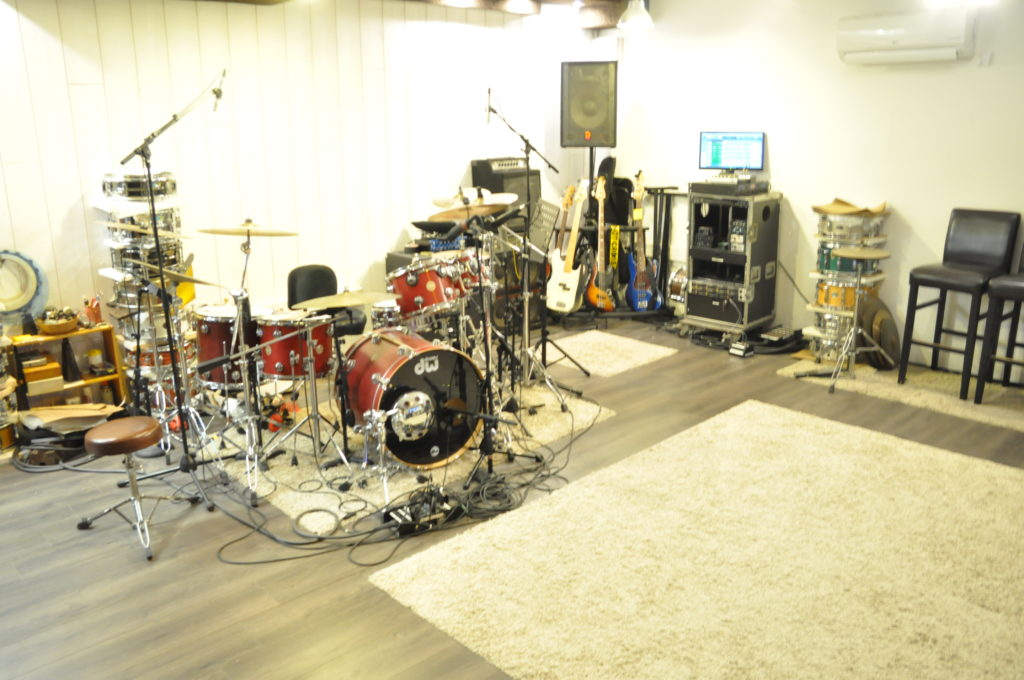 Tracking room !!