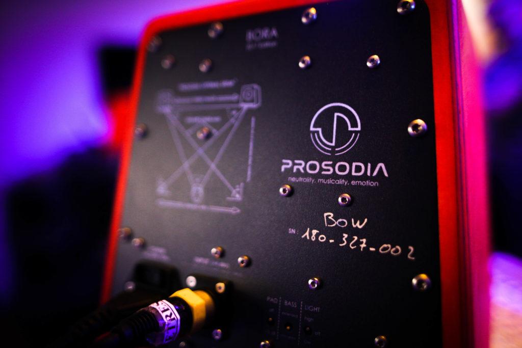 Prosodia's Bora